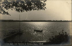 Moonlight Lake Massapoag