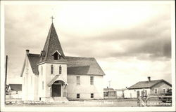 Blackfoot Methodist Mission
