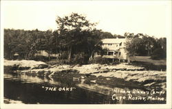 """The Oaks"" - Hiram Blake's Camps"