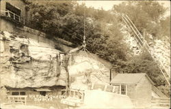 Marble Quarry in Danby, Vermont