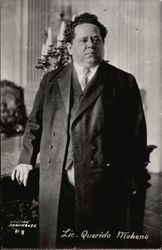 Querido Moheno, Secretary of Foreign Affairs in Mexico