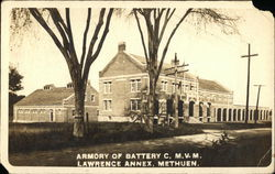 Armory of Battery C., M.V.M. - Lawrence Annex