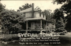 Eyeful Towers - Overlooking the Nudist Camp