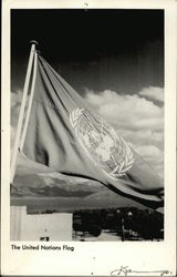 The United Nations Flag