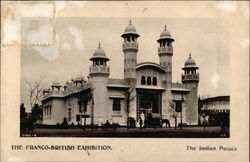 The Indian Palace - The Franco-British Exposition