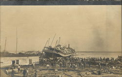 Hurricane/Tidal Wave October 1906