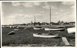 Across The Harbour, Old Bosham Postcard