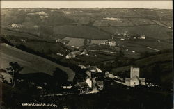 Panoramic View of Branscombe