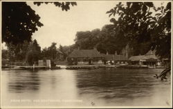 Swan Hotel and Boathouse