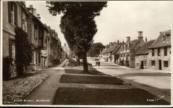 Sheep Street Postcard