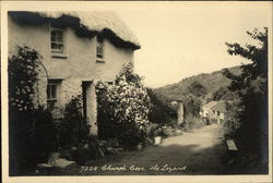 The Lizard, Church Cove