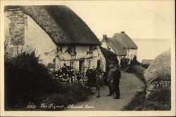 The Lizard, Church Cove Postcard