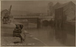 The Drawbridge Postcard