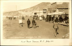 Front Street, July 1899