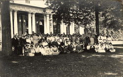 Group of Student and Staff at Swarthmore College
