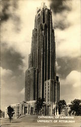 Catheral Of Learning, University of Pittsburgh