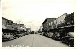 Main Street Business View