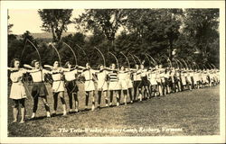 The Teela-Wooket Archery Camp