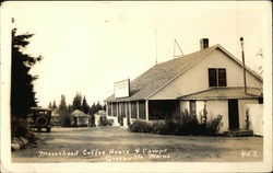 Moosehead Coffee House and Camps Postcard