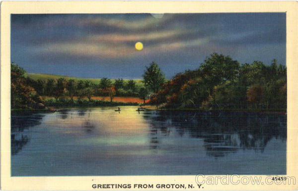 Greetings From Groton New York