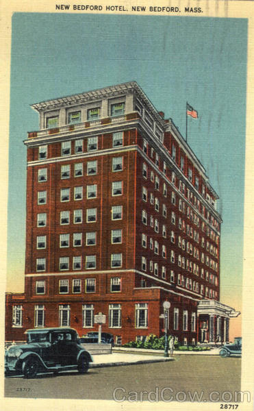New Bedford Hotel Massachusetts