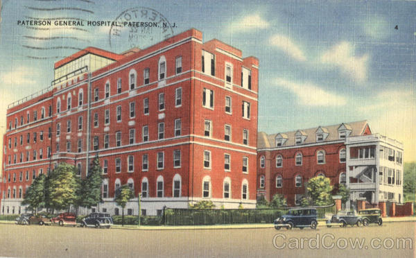 Paterson General Hospital New Jersey