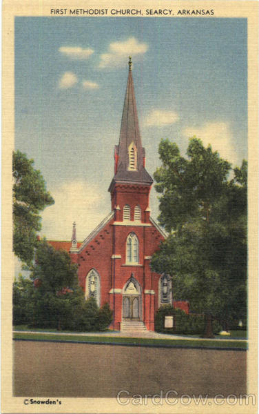 First Methodist Church Searcy Arkansas