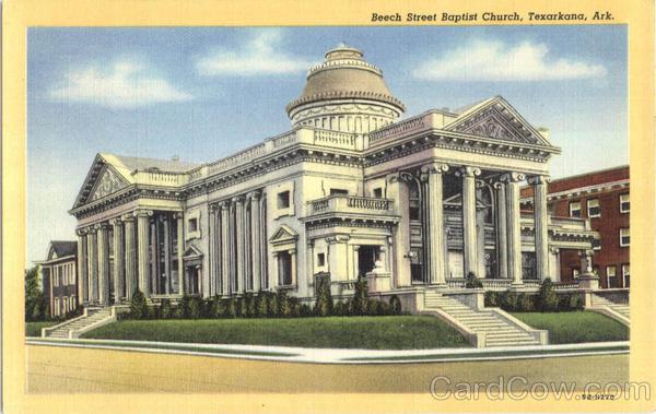 Beech Street Baptist Church Texarkana Arkansas
