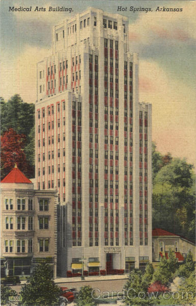 Medical Arts Building, Hot Springs Arkansas