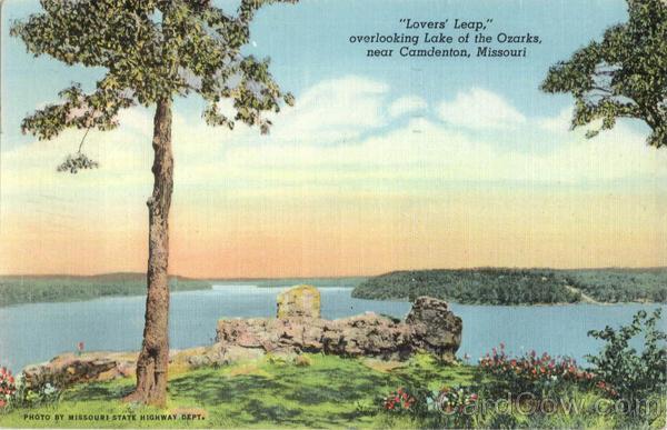 Lover's Leap Camdenton, MO