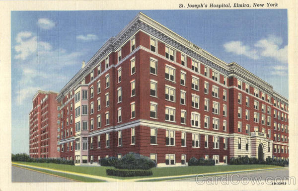 St. Joseph's Hospital Elmira New York