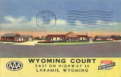 Wyoming Court, East on Highway 30