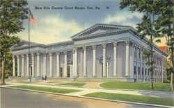 New Erie County Court House