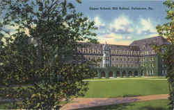 Upper School, Hill School