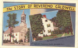 The Story Of Reverend Caldwell