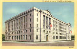New U. S. Post Office