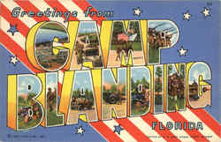 Greetings From Camp Blanding