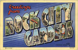Greetings From Rock City Gardens
