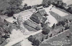 Aerial View Of Valley Forge Heart Institute And Hospital