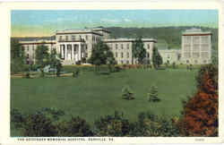 The Geisinger Memorial Hospital