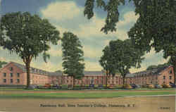 Residence Hall, State Teacher's College