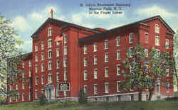 St. John's Atonement Seminary