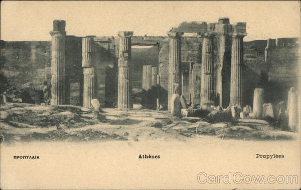 Ancient Ruins Athens Greece Greece, Turkey, Balkan States