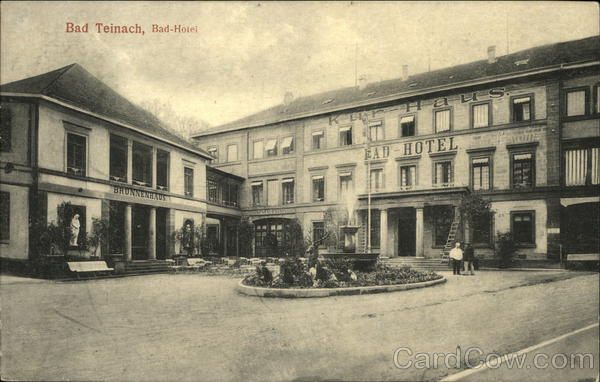 Bad-Hotel Bad Teinach Germany
