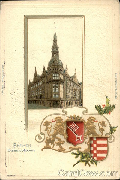 University of Bremen and Coat of Arms Germany