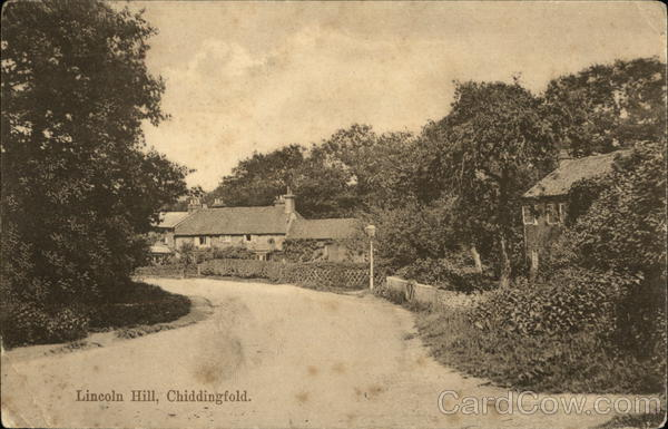 Lincoln Hill Chiddingfold England