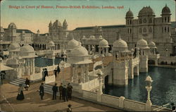 Bridge in Court of Honour, 1908 Franco-British Exhibition