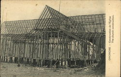 "Church Construction - Construction d""Eglise"
