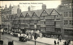 Old Staple Inn, Holburn