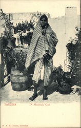A Moorish Girl